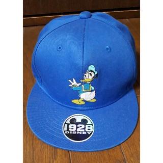ディズニー(Disney)のドナルド帽子(キャップ)