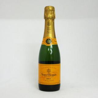 ヴーヴ クリコ ポンサルダン ブリュット イエローラベル ハーフ 375ml (シャンパン/スパークリングワイン)