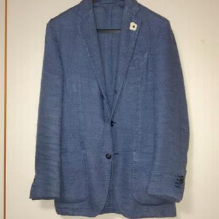 LARDINI ラルディーニ  ジャケット 44 ブルー(テーラードジャケット)