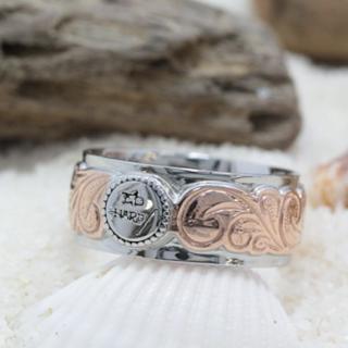 【自分へのプレゼントへ…🎁】新 作 ❣  🏄~ハワイアンジュエリー~(リング(指輪))