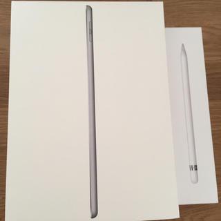 アップル(Apple)のipad 第6世代 wi-fi 128GB ペンシル付きです。(タブレット)