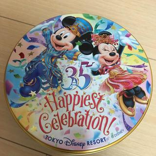 ディズニー(Disney)のディズニー35周年 チョコレート【手提げ付き】(菓子/デザート)