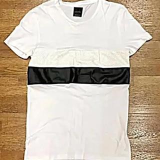 ザラ(ZARA)の【送料無料】ZARAのTシャツ(Tシャツ/カットソー(半袖/袖なし))