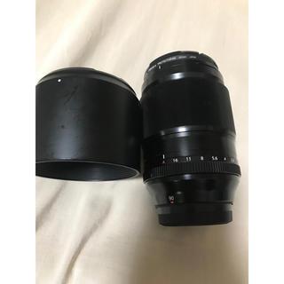 フジフイルム(富士フイルム)のXF90mm 出店本日まで。(レンズ(単焦点))
