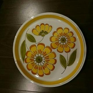 ミカサ(MIKASA)の【新品未使用】MIKASA  ヴィンテージ  大皿(食器)