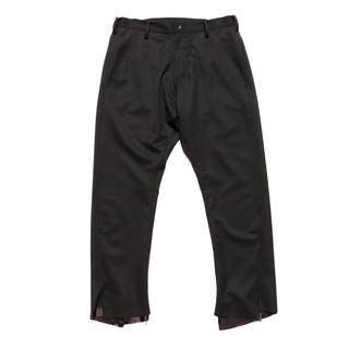 コムデギャルソン(COMME des GARCONS)のsulvam slim pants(スラックス)