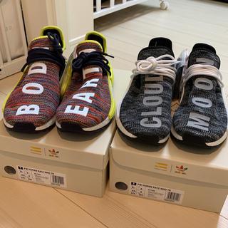 アディダス(adidas)のadidas PW HUMAN RACE NMD TR セット売り(スニーカー)