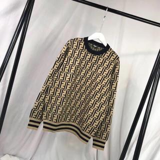 フェンディ(FENDI)の2018 暖かい かっこいい セーター(ニット/セーター)