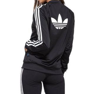 アディダス(adidas)の新品!!adidas Originals☆ジャージ ジャケット☆黒☆L(その他)
