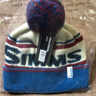 シムス(SIMS)の新品 未使用 未開封 シムス ニット帽(ウエア)