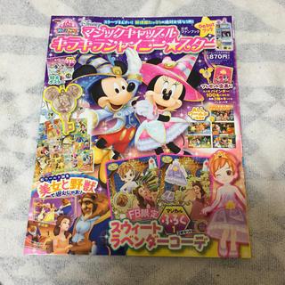 ディズニー(Disney)のマジックキャッスル キラキラシャイニー☆スター 公式ファンブック(その他)