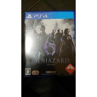 PS4 バイオハザード6(家庭用ゲームソフト)