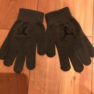ナイキ(NIKE)の新品 ジョーダン 手袋 キッズ(手袋)