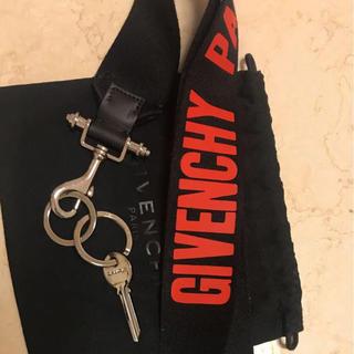 ジバンシィ(GIVENCHY)のGIVENCHY 18ss ネックストラップ キーリング(ネックレス)