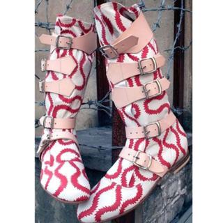 Vivienne Westwood - スクイグル パイレーツブーツ