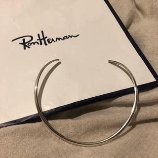 ロンハーマン(Ron Herman)の完売 辺見えみりさん着用 ロンハーマン ネックカフ(ネックレス)
