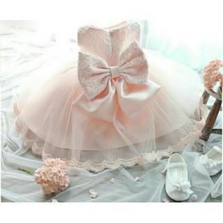 120☆新品☆ピンクの可愛いドレス☆結婚式 発表会