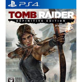 プレイステーション4(PlayStation4)のトゥームレイダー ps4(家庭用ゲームソフト)