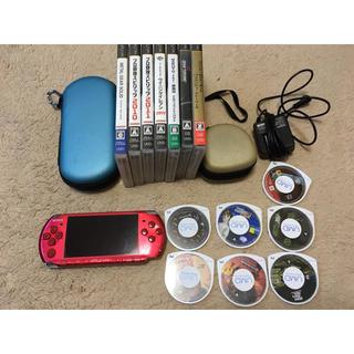 プレイステーションポータブル(PlayStation Portable)のpsp カセット 充電器(携帯用ゲーム本体)