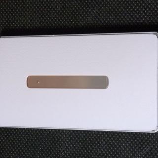 シャープ(SHARP)のau AQUOS K SHF31 ガラホ 利用制限:○(携帯電話本体)