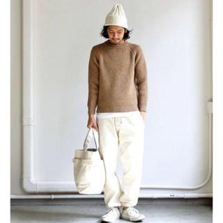 ヤエカ(YAECA)の5G CREW NECK SWEATER クルーネックセーター(ニット/セーター)
