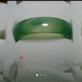 瑪瑙 指輪 16.5号 ①右下3 天然石 メノウ(リング(指輪))