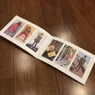 グッチ(Gucci)のgucci メンズコレクション2019 非売品(アート/エンタメ/ホビー)
