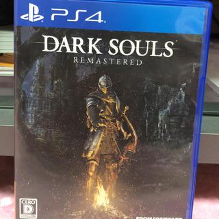 プレイステーション4(PlayStation4)の【PS4】DARK SOULS REMASTERED(家庭用ゲームソフト)
