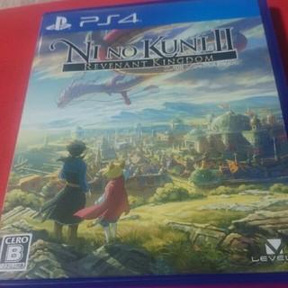 プレイステーション4(PlayStation4)の二ノ国2 レヴァナントキングダム(家庭用ゲームソフト)