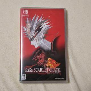 スクウェアエニックス(SQUARE ENIX)のサガ スカーレット グレイス 緋色の野望 Nintendo Switch版(家庭用ゲームソフト)