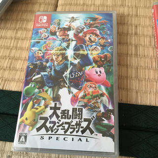 ニンテンドースイッチ(Nintendo Switch)のkimiスマブラ(家庭用ゲームソフト)