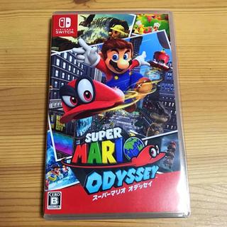 ニンテンドースイッチ(Nintendo Switch)のスーパーマリオオデッセイ & スーパーマリオパーティ(家庭用ゲームソフト)