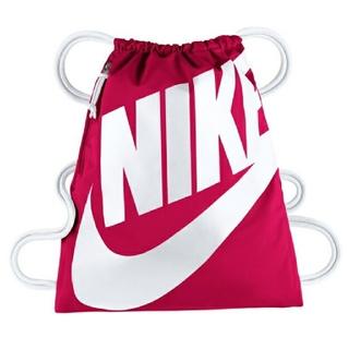 ナイキ(NIKE)のナイキ ナップサック ピンク& ホワイト 新品♪ 1点(リュック/バックパック)