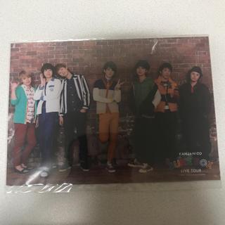 関ジャニ∞ JUKE BOX LIVE TOUR 2013 フォトセット(アイドルグッズ)