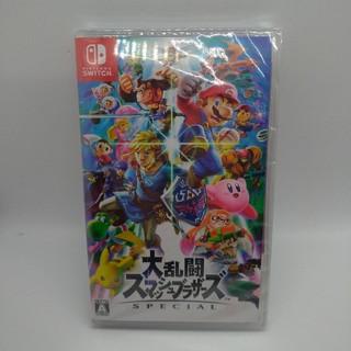 ニンテンドースイッチ(Nintendo Switch)の任天堂switch 大乱闘スマッシュブラザーズ(家庭用ゲームソフト)