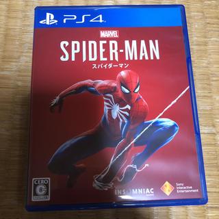 プレイステーション4(PlayStation4)のps4  スパイダーマン(家庭用ゲームソフト)