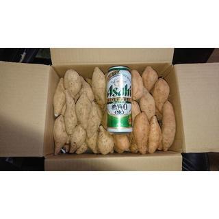 種子島ゴールド & 安納芋(安納こがね) SSサイズ 合計6キロ詰め合わせ(野菜)