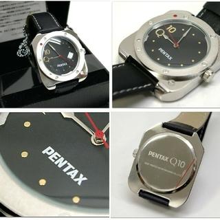 ペンタックス(PENTAX)の【新品未開封】PENTAX Q10 限定時計 Q10ウォッチ(腕時計(アナログ))
