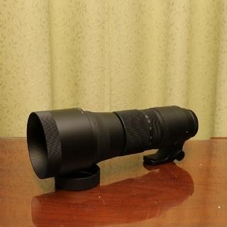 SIGMA - SIGMA 150-600㎜ F5-6.3 DG キャノンマウント