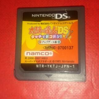 太鼓の達人DS タッチでドコドン(家庭用ゲームソフト)