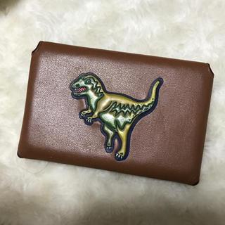 コーチ(COACH)のコーチ  コインケース  カードケース  恐竜(名刺入れ/定期入れ)