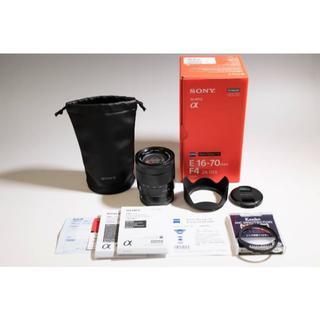 SONY - SEL1670Z  SONY ソニー 保護フィルター付