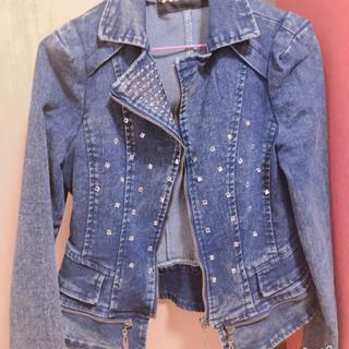 アンズ(ANZU)のジャケット(Gジャン/デニムジャケット)