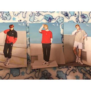 プーマ(PUMA)のPUMA ✕  BTS  フォトカード(アイドルグッズ)