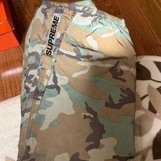 シュプリーム(Supreme)のsupreme reflector camo pants s(ワークパンツ/カーゴパンツ)