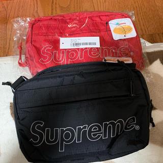 シュプリーム(Supreme)のsupreme shoulder bag 18aw(ショルダーバッグ)