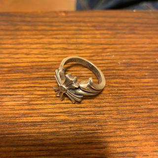 クロムハーツ(Chrome Hearts)のクロムハーツ型 360クロスリング 18号(リング(指輪))