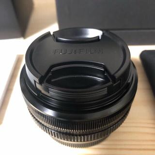 フジフイルム(富士フイルム)のXF 18mm f2 R(レンズ(単焦点))