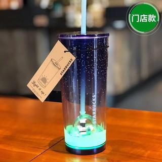 スターバックスコーヒー(Starbucks Coffee)のLED 光る!ストロータンブラー クリスマス 海外スターバックス 台湾 TOGO(タンブラー)