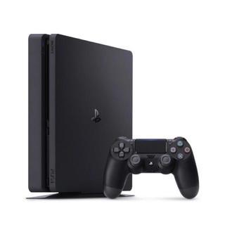 PlayStation4 - 新品 playstation4 本体 500GB ジェットブラック PS4